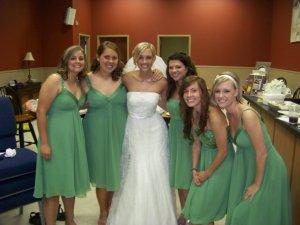 April, Hunner, Jen, Me, Katy and Ashley